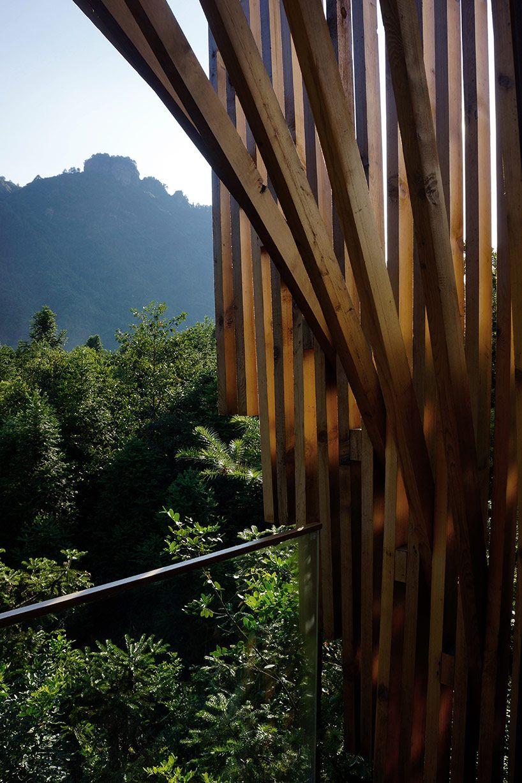 TreehouseM_LanDstudio - Incredible Timber Detailing + Sculpture