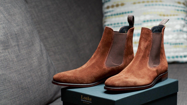 Loake Mitchum Chelsea Boot