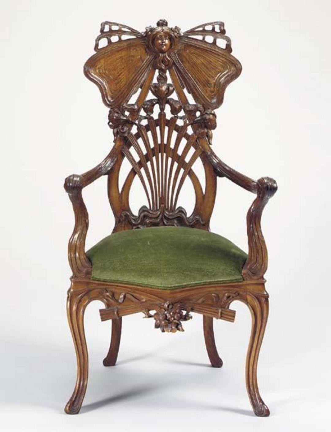 Best And Beautiful Antique Art Nouveau Furnitures: 50+ Best Inspiring / FresHOUZ.com
