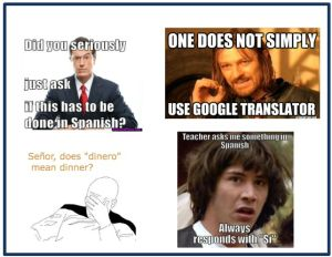 Funny Memes For Spanish Class Google Search Spanish Teacher Memes Teacher Memes Spanish Teacher