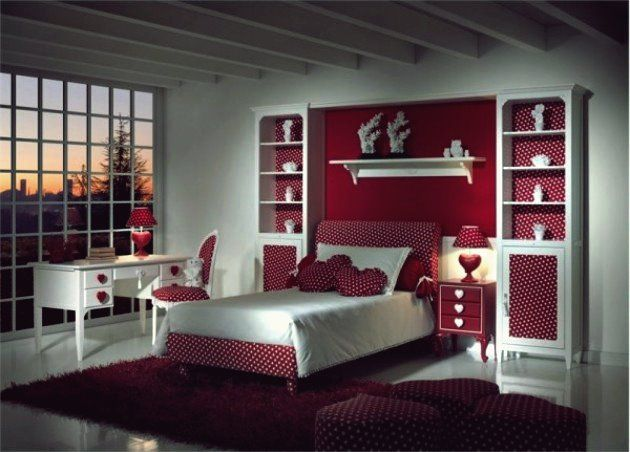 Photo of 17 fantastische Schlafzimmer für schicke Teen Girls