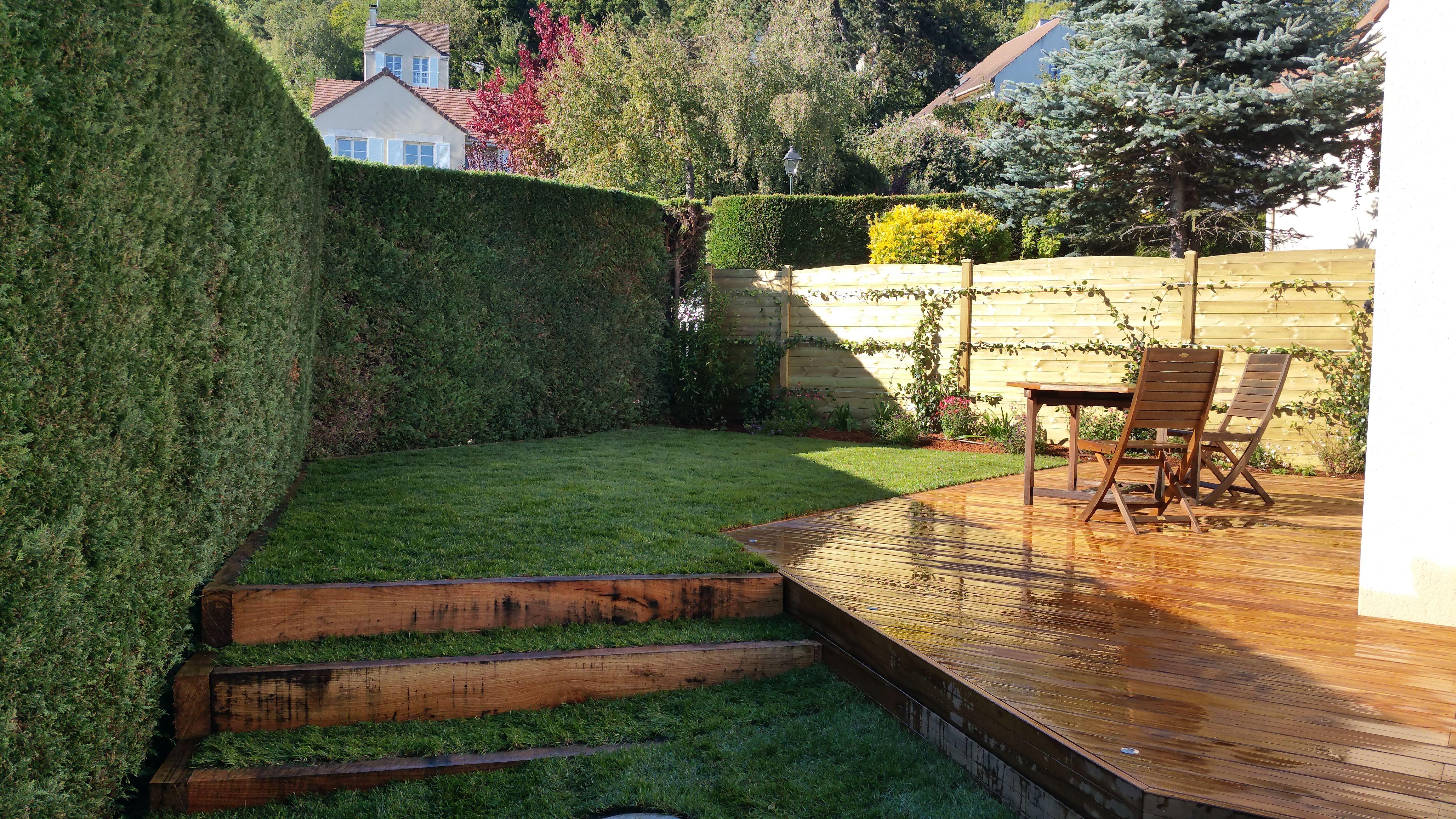 Amenagement Terrasse Yvelines | Service Habitation Réalise ...