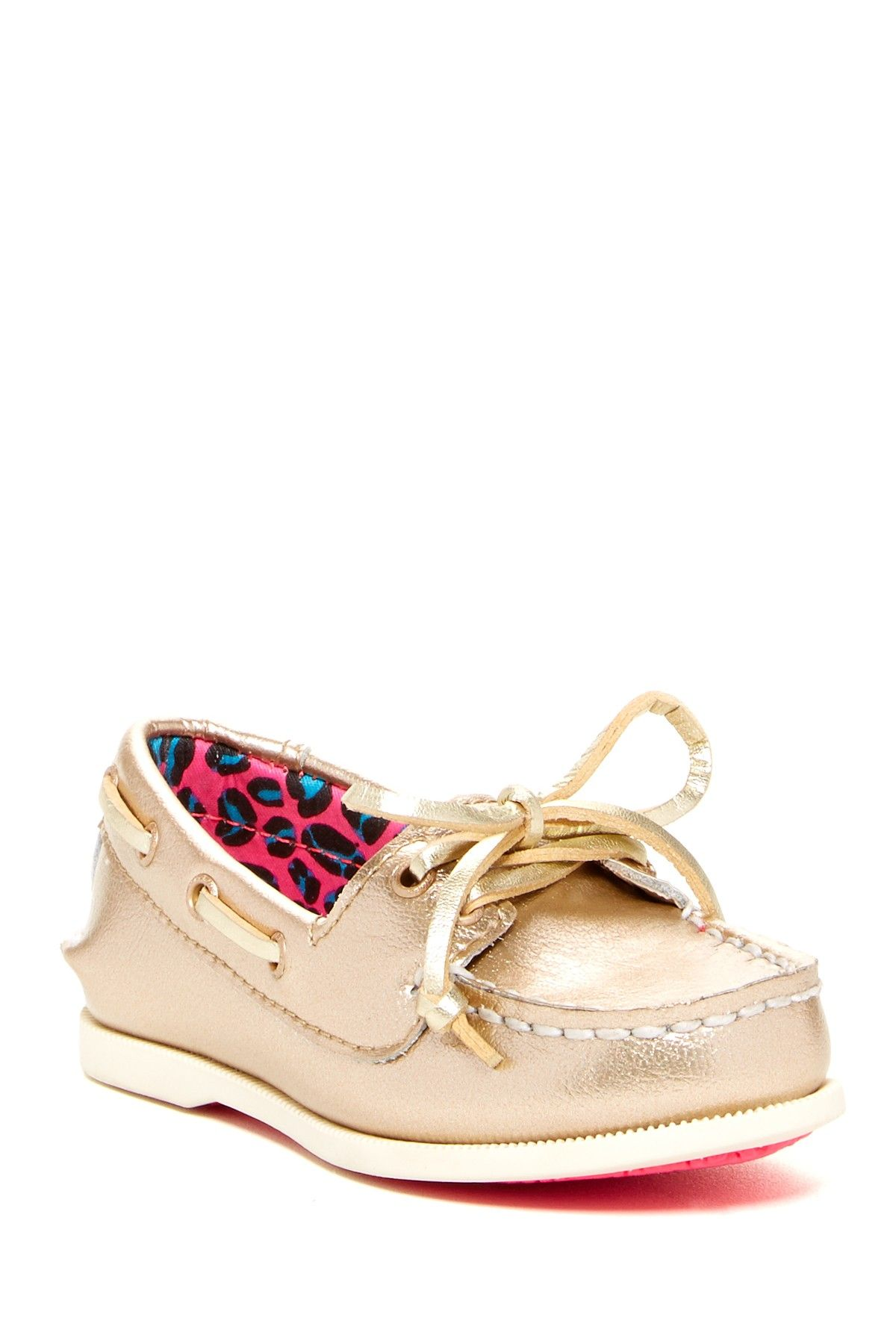 Sperry Audrey Boat Shoe Toddler & Little Kid