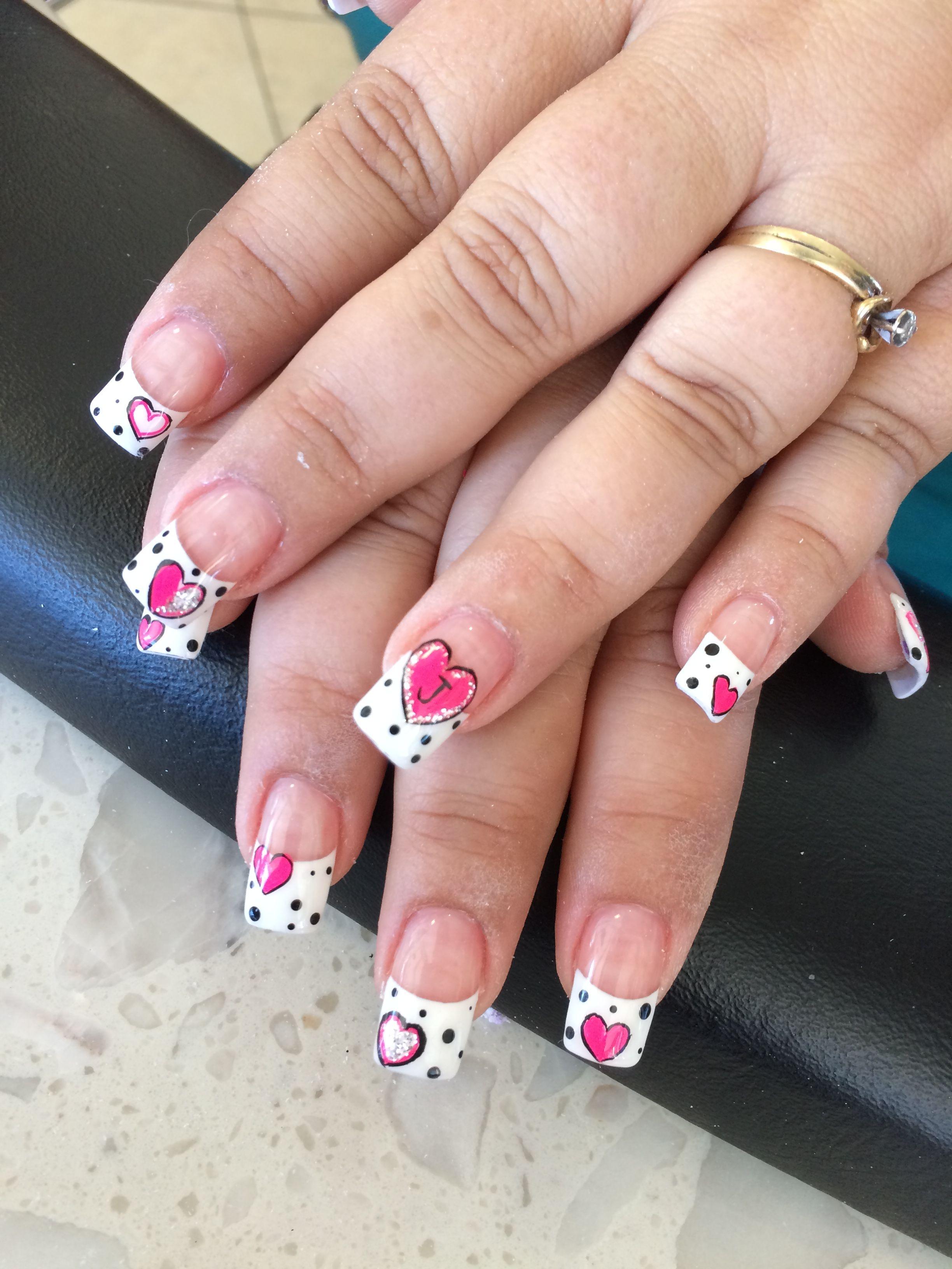 Valentine\'s Day! 2014 | My Nail Designs | Pinterest