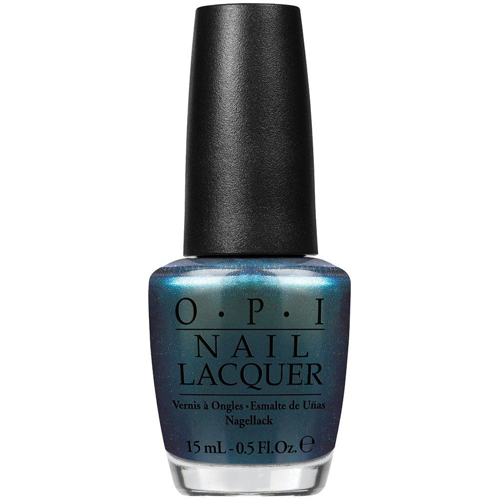 OPI Nail Lacquer This Color's Making Waves, 0.5 Ounce