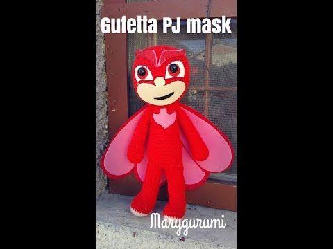 Tutorial Elfi Amigurumi : Pj mask amigurumi cat boy youtube crochê pj