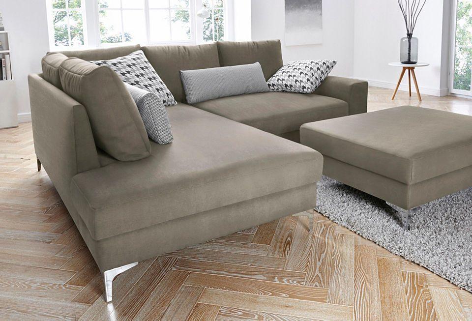 Polsterecke Jetzt bestellen unter   moebelladendirektde - wohnzimmer sofa braun