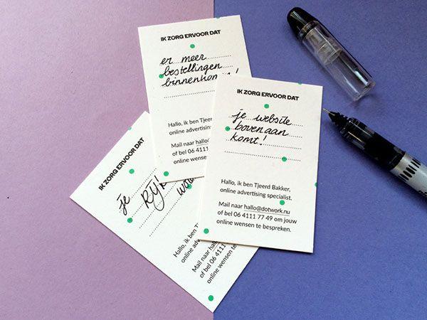 Dotwork On Behance   Branding   Pinterest   Behance And Business Cards