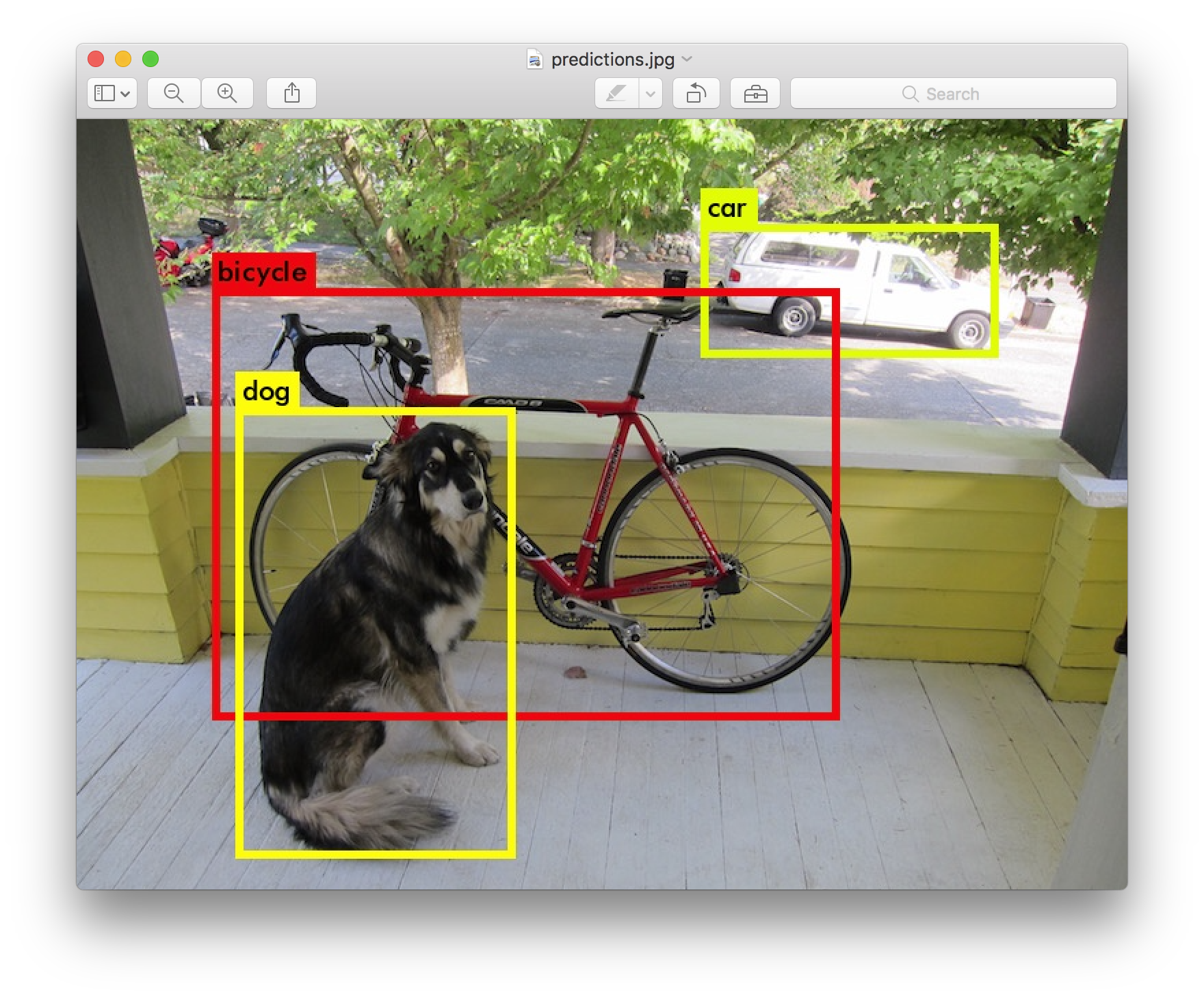 YOLO: Real-Time Object Detection | Raspberry PI | Computer vision