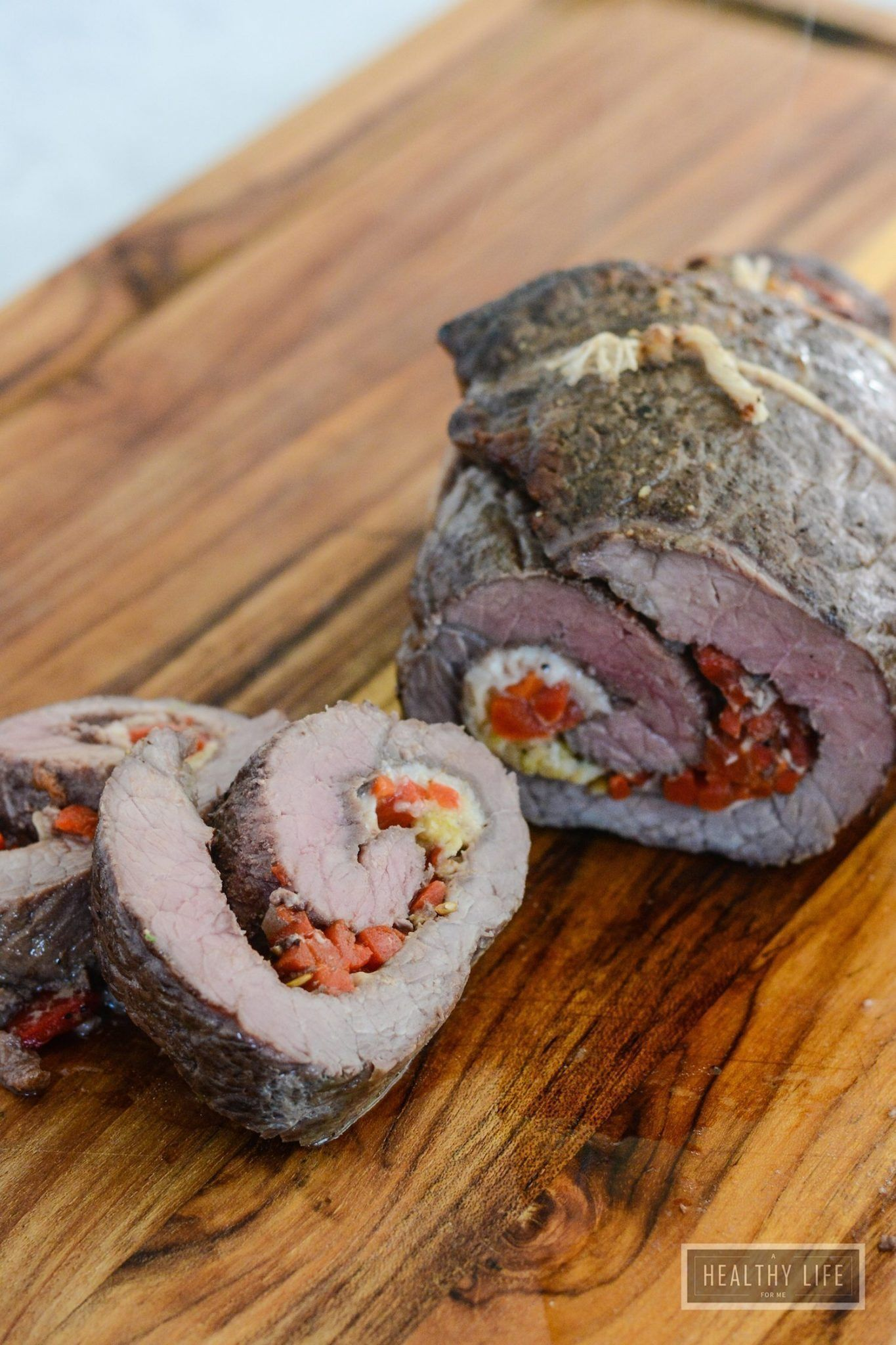 Stuffed Baked Steak Recipe Steak, Foods with gluten