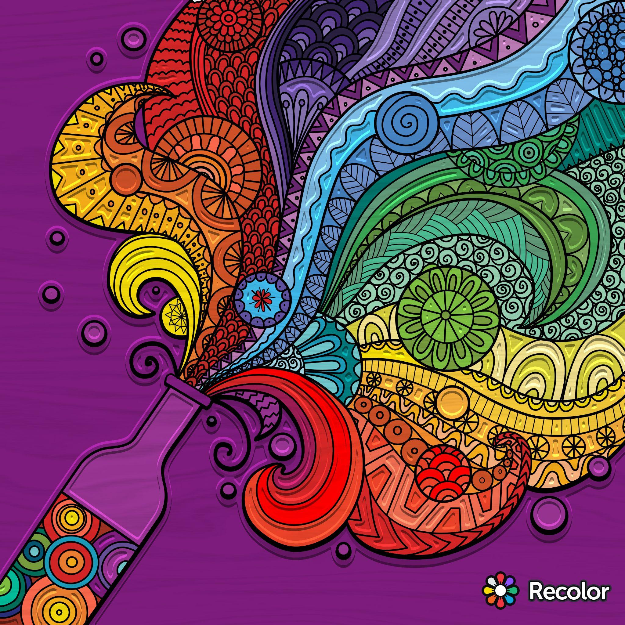 exoticcoloringbottle Zen art, Drawings, Art