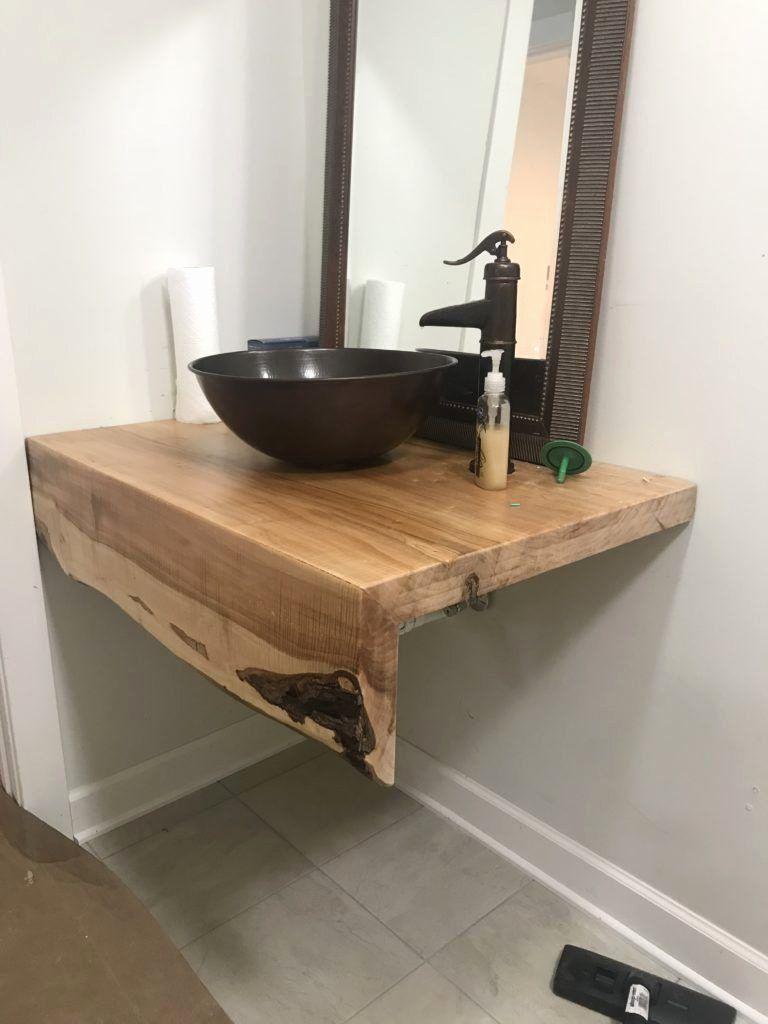 Sink For Small Bathroom Inspirational Small Bathroom Vanities With Vessel Sinks In 2020 Vessel Sink Bathroom Vessel Sink Vanity Small Bathroom Sinks