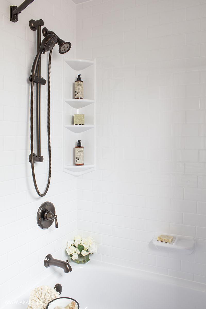 A New White Bath Tub (Good-bye Green Tub!) | Bath tubs, Tubs and Oil ...
