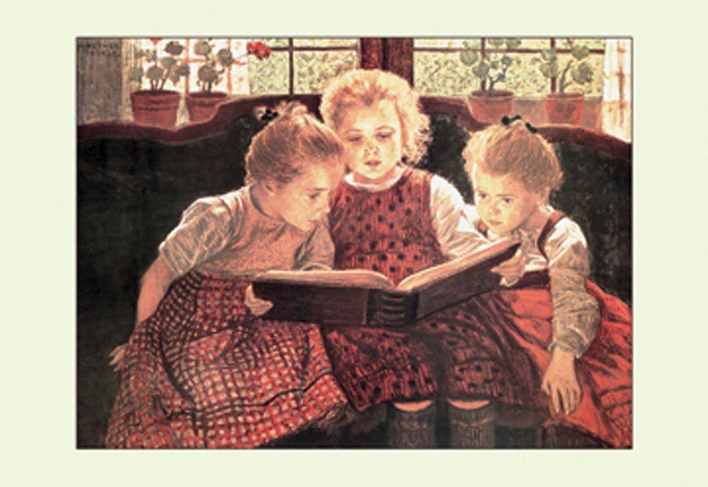 Fairy Tale, by Walter Firle
