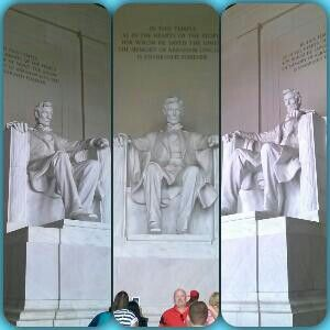 Washington dc - lincoln memorial