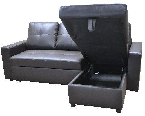 Miami Sectional Sofa Bed Black Rhf Sofa Bed Black Sofa Bed Furniture Vancouver