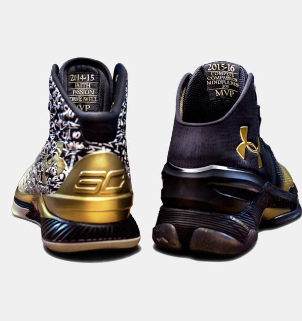official photos 6bb74 2b11c Men's UA Curry BACK 2 BACK MVP Pack Pack includes one pair ...