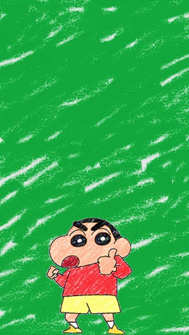 可愛い壁紙 クレヨンしんちゃん