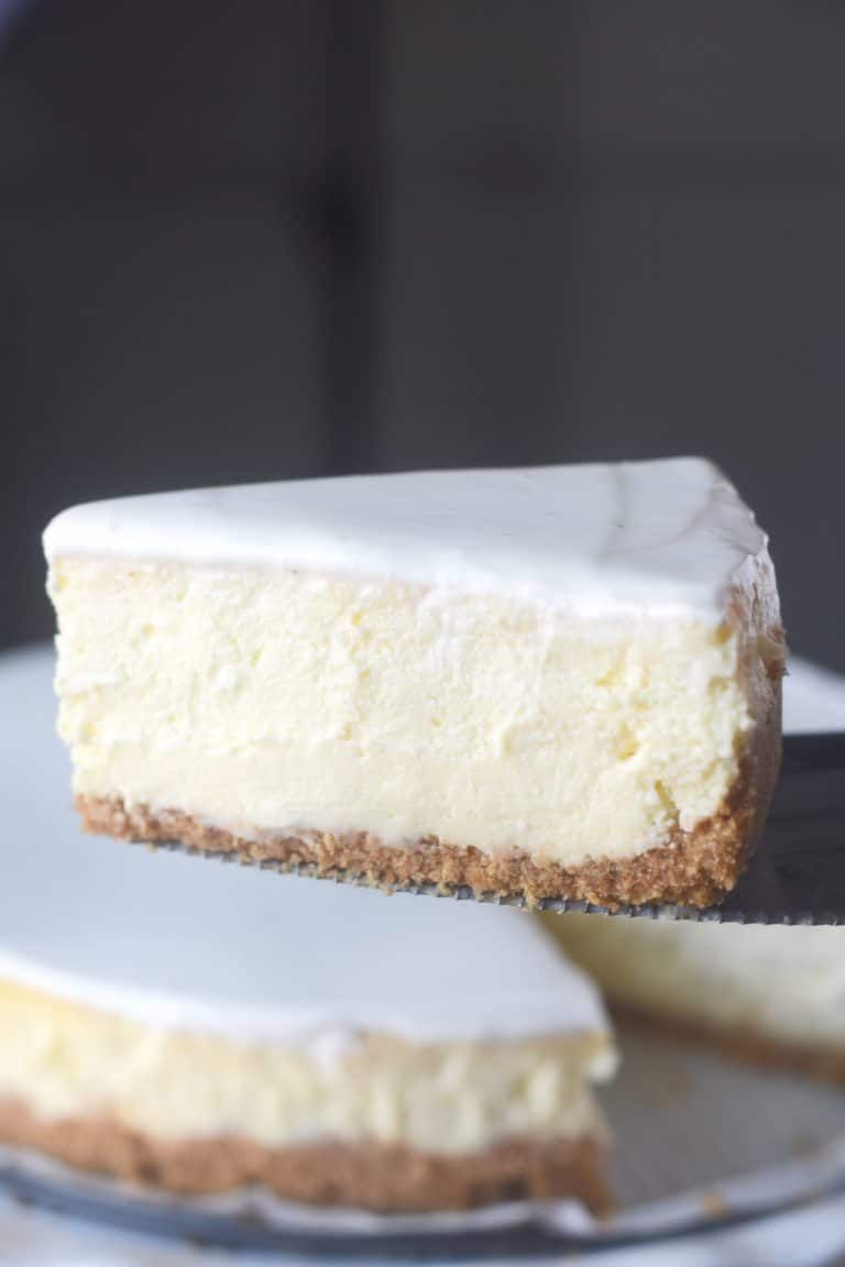 Rich And Creamy New York Cheesecake Butter Your Biscuit Recipe In 2020 Easy Cheesecake Recipes Cheesecake Cheesecake Recipes