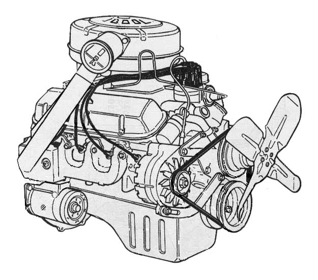 Ford 289 Engine Diagram