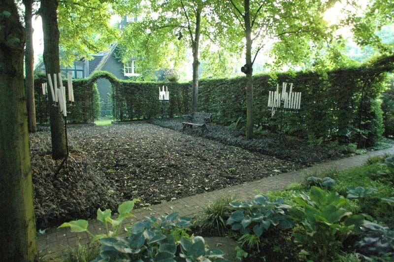 Schattengarten Schattengarten Englischer Garten Garten