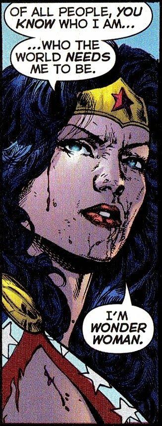 Wonder Woman: Google+