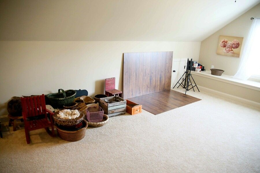 Home photo studio no link just ideas