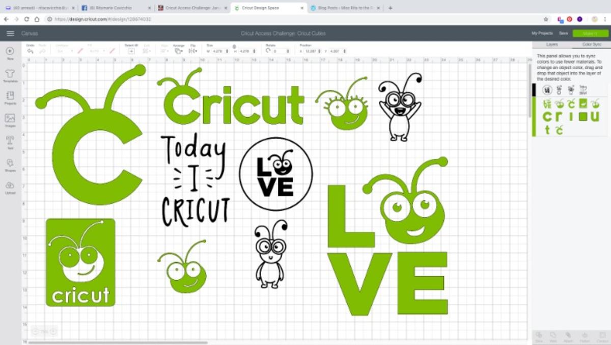 Download Cricut Cuties & Cricut LOVE on Missritatotherescue.com ...