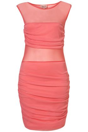 Topshop mesh dress for summer