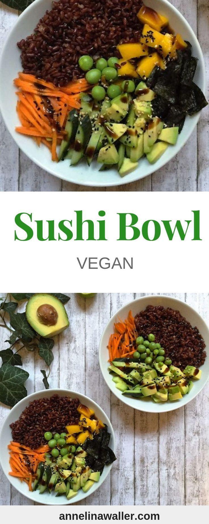 Sushi, sushi bowl, vegane rezepte deutsch, vegane rezepte Mittag, vegane rezepte schnell, vegane rezepte backen, vegane rezepte Abendessen, vegane rezepte gesund, gesundes essen, gesunde rezepte, vegane rezepte Attila Hildmann, vegane rezepte, vegane rezepte einfach, vegane rezepte abnehmen #vegetarischerezepteschnell