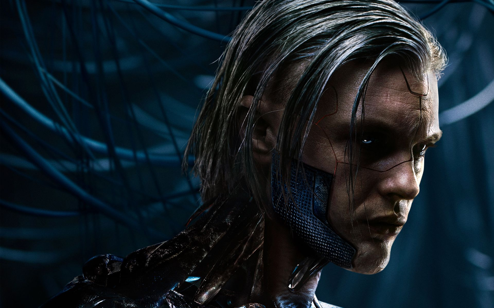 Https Www Reddit Com R Cyberpunk Ghost In The Shell Michael Pitt Ghost