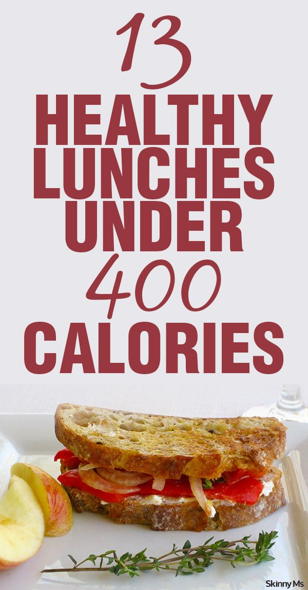 13 Healthy Lunches Under 400 Calories images