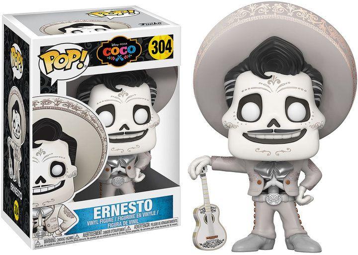 Funko COCO Mystery Minis ERNESTO IN BLUE Vinyl Figure Blind Box Disney Pixar