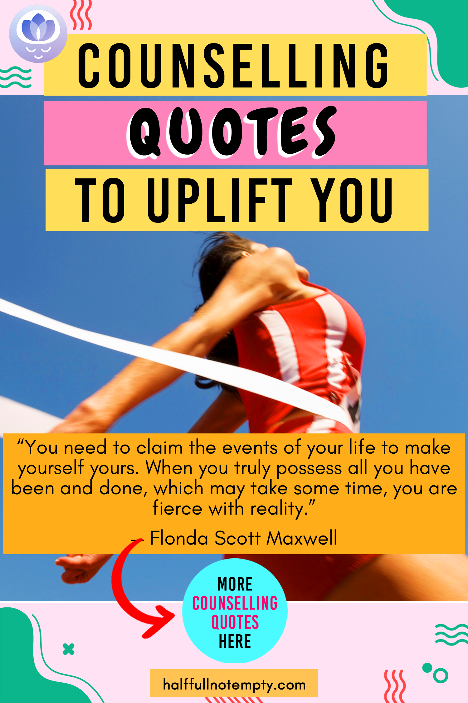 These Inspirational Counselling Quotes Could Help You With