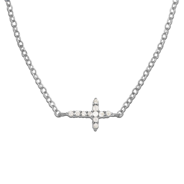 Ebay nissonijewelry presents ct teeny heart diamond necklace