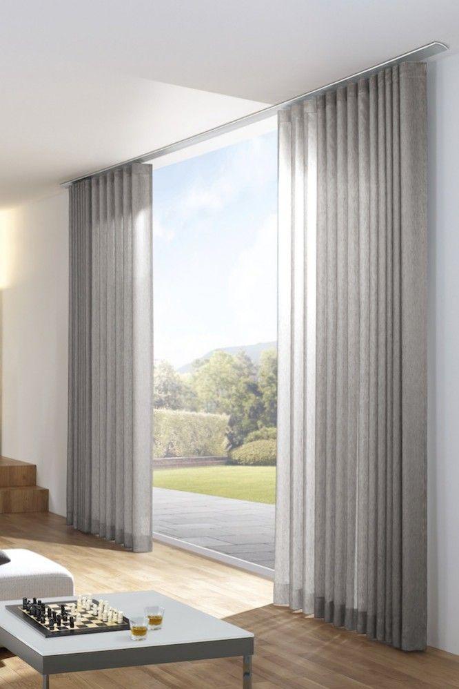 Interstil Deckenschiene für Wellenvorhang in 2020 | Wohn ...