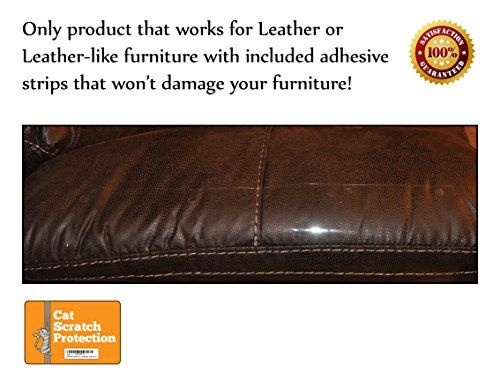 Elegant Cat Scratch Protection On Any Couch, Sofa Or Chair, Works For Leather And  Upholstered