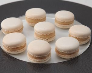 Recette Macarons Meringue Francaise Ganache Vanille So French