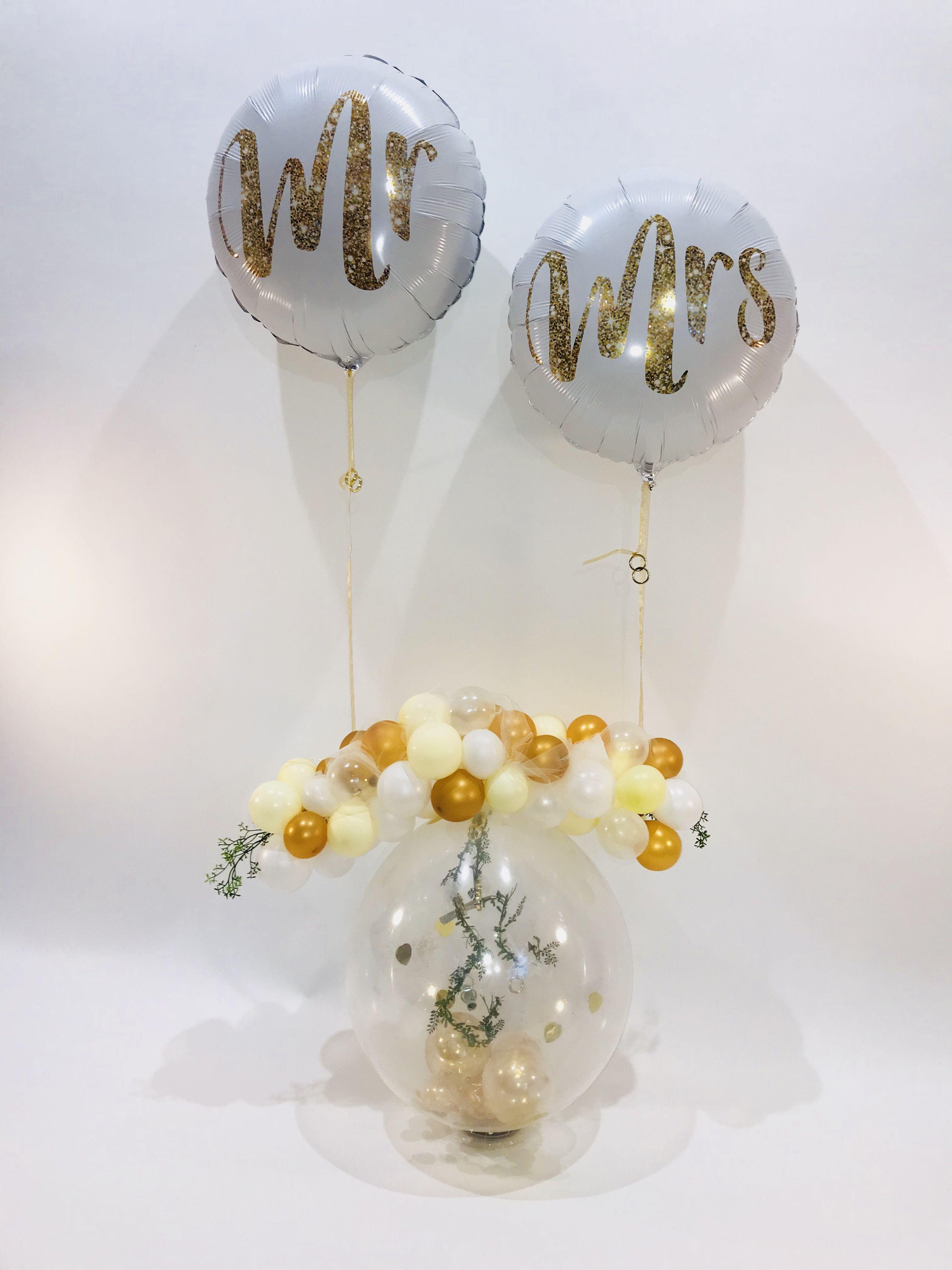 Geschenk Im Ballon Geschenke Hochzeitsgeschenke Ideen Geschenkideen