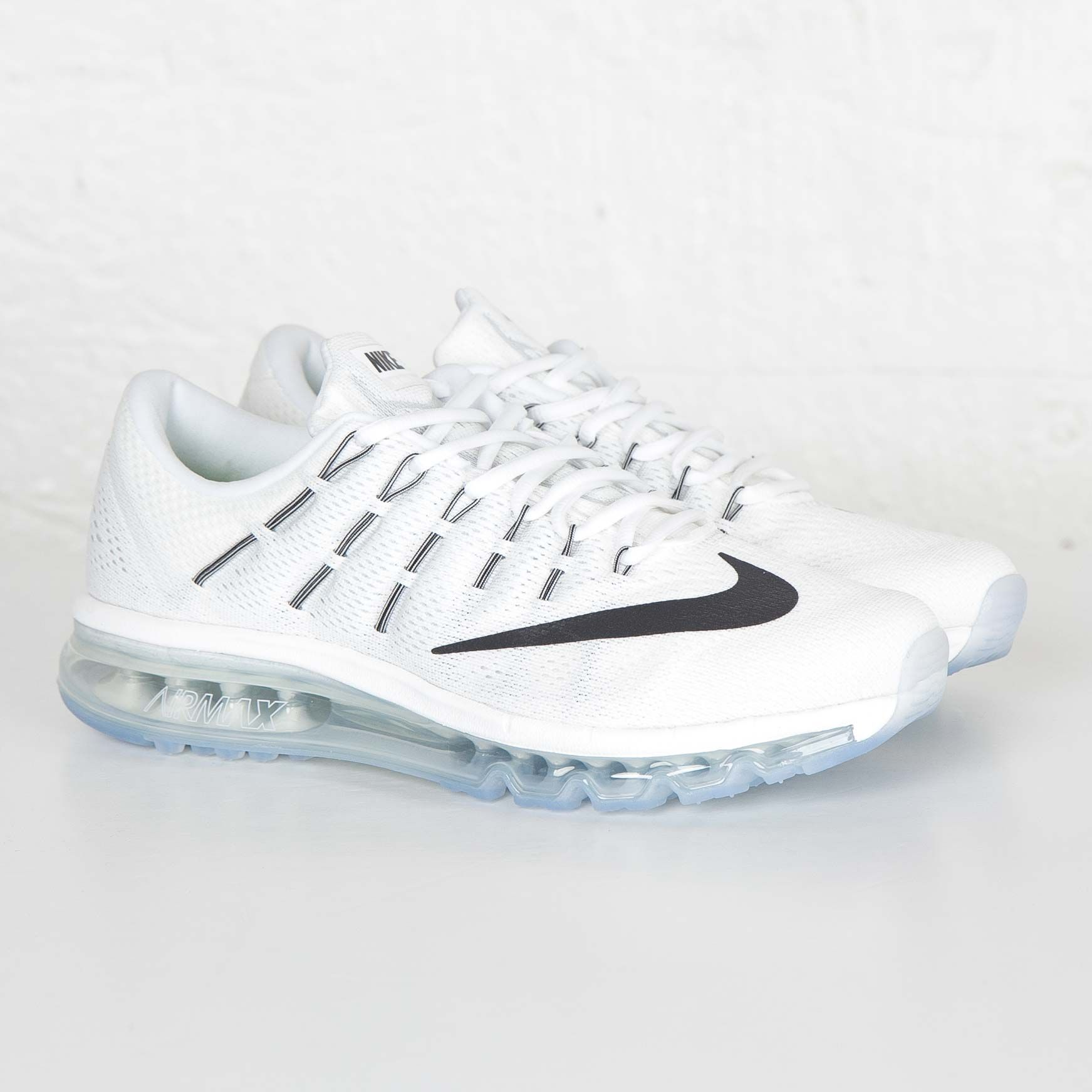 Nike Air Max 2016 | Nike air max white, Nike shoes, White nikes