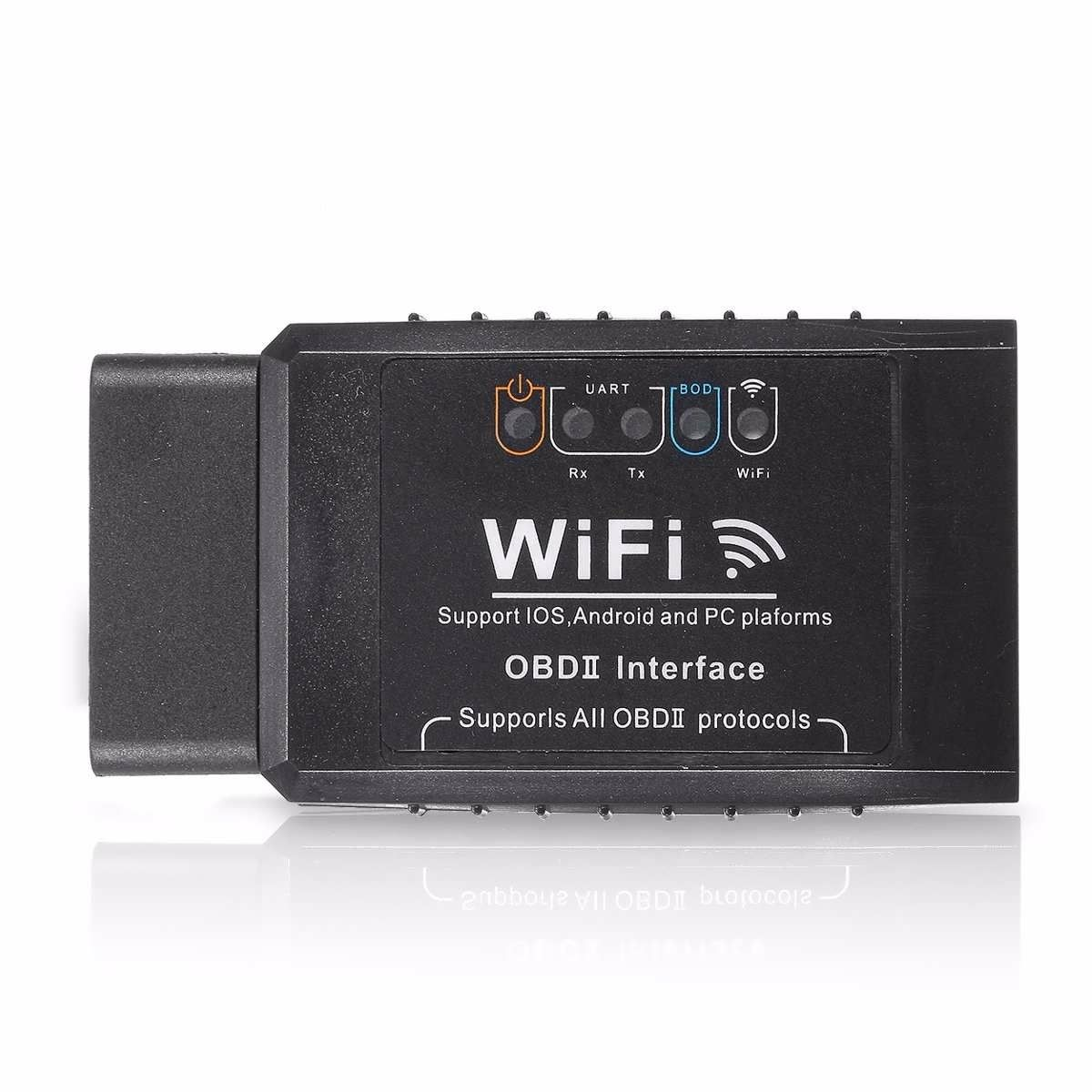 Universal Professional WiFi OBDII 2 Car Auto Diagnostic Scanner Tool ...
