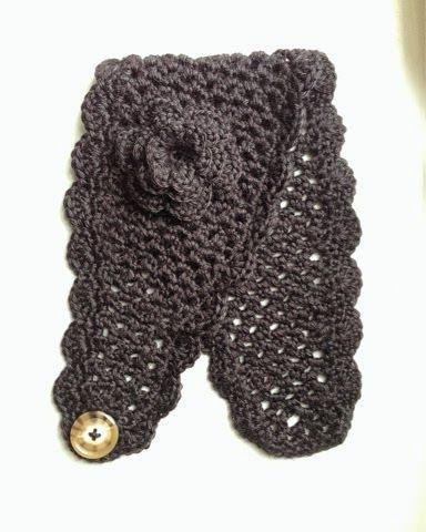 Filigree Headband - Free crochet pattern by Regina S. Graham / Hooks ...