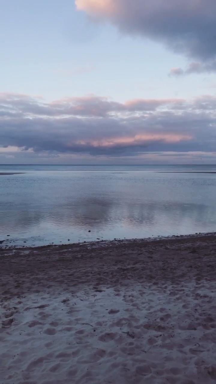 #albany #sunset #beach #sunsetbeach #dusk #blue #sea