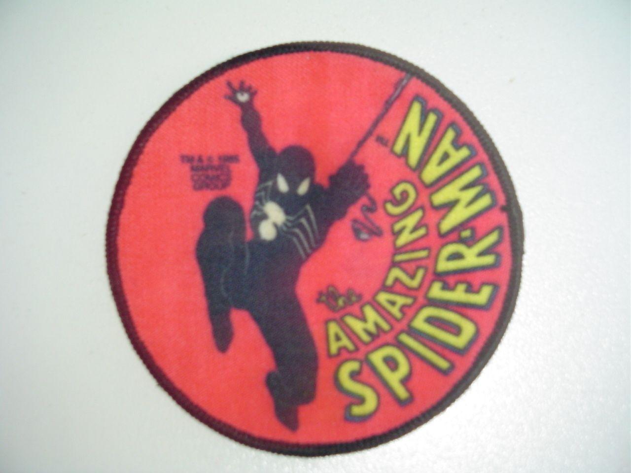 THE AMAZING SPIDER-MAN Black 1985 *