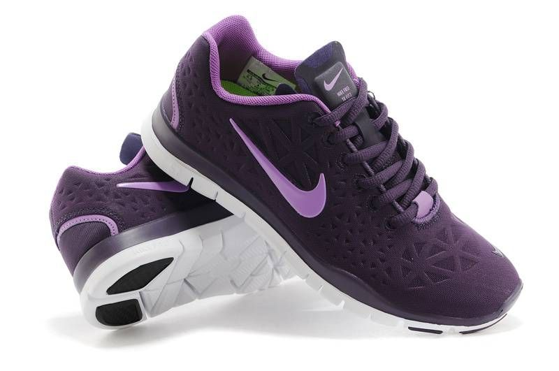 PURPLE Nike Free 50 3  Free Running ShoesNike
