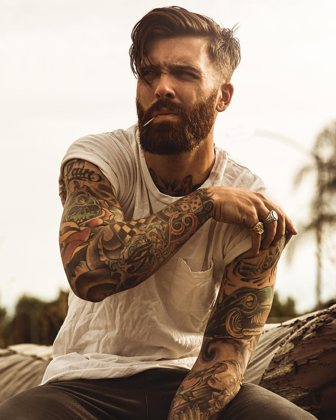 "asifthisisme: ""  Chris Perceval  photographed by @lanedorsey for @apothecary87 """