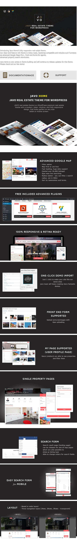 Javo Home - Real Estate WordPress Theme (Real Estate) Nulled ...