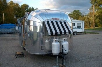 1957 Avion 22 The Judd Project Hh Portable Houses