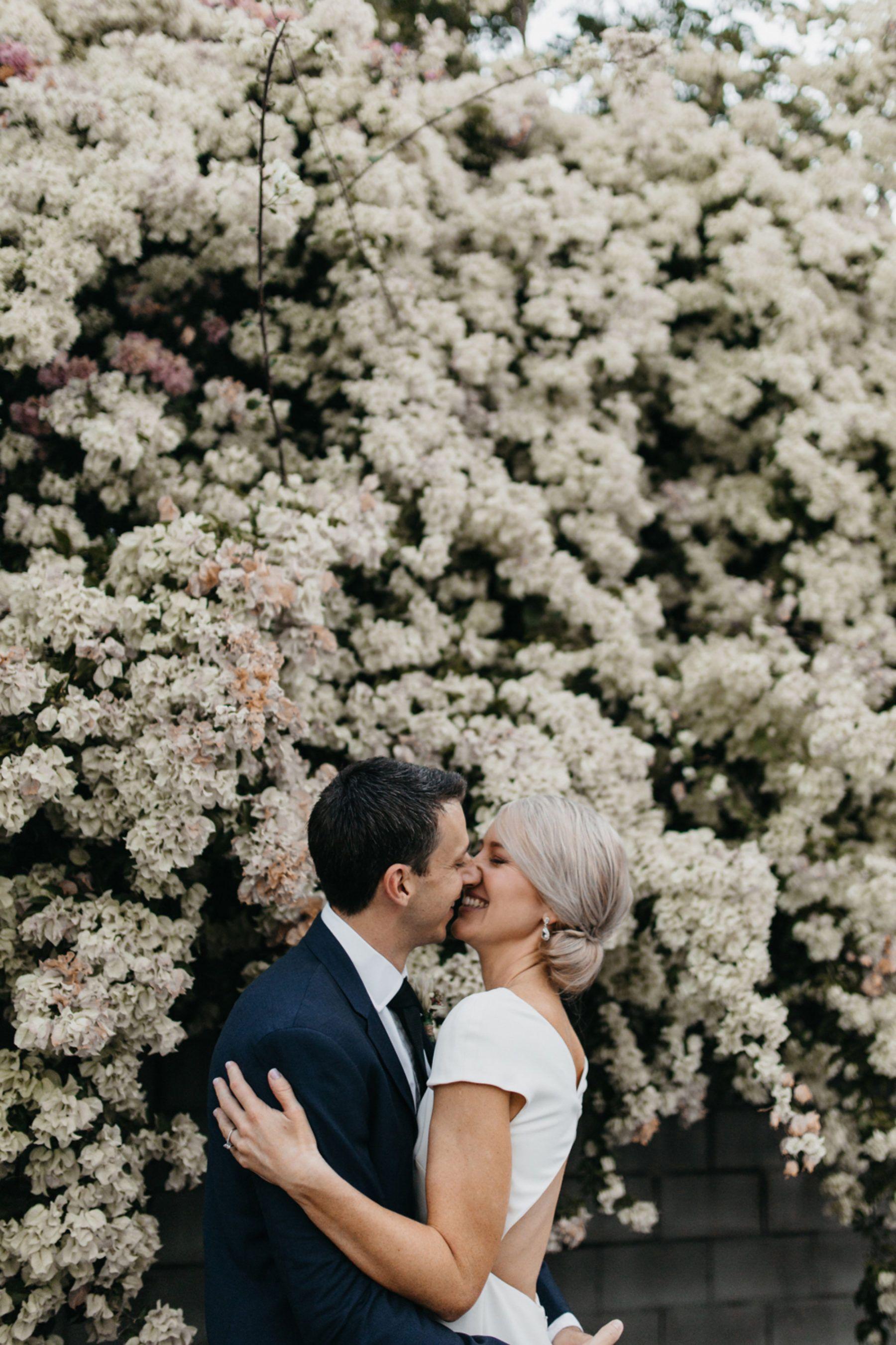 Chris Anneke S Relaxed Townsville Wedding Bougainvillea Wedding Wedding Dream Wedding