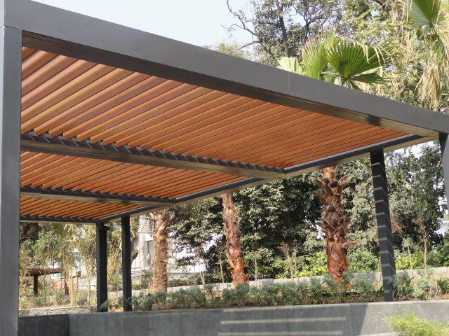 Creativedesignind Com Louvered Roofing System In 2019